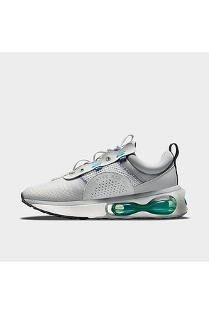 Nike Men Casual Shoes - Men's Air Max 2021 Casual Shoes in Grey/Grey Size 9.0