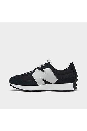 New Balance Men Casual Shoes - Men's 327 Casual Shoes Size 7.5 Nylon/Suede