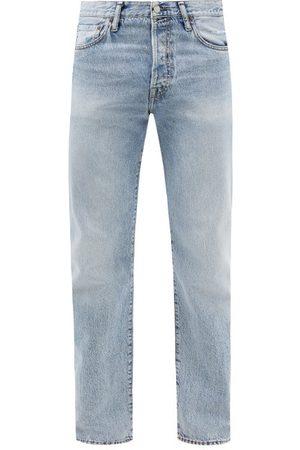 Acne Studios 1996 Straight-leg Jeans - Mens - Light