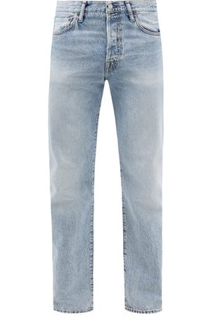 Acne Studios Men Straight - 1996 Straight-leg Jeans - Mens - Light