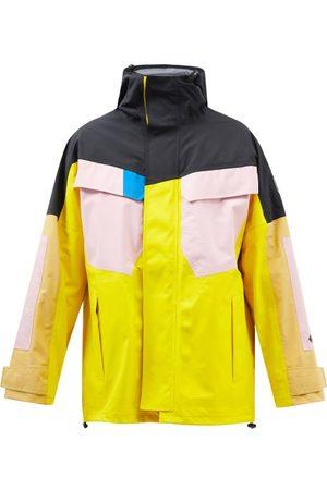 Eye/LOEWE/nature Colour-blocked Waterproof Hooded Jacket - Mens