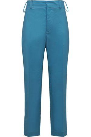 Jacquemus Men Wide Leg Pants - Le Pantalon De Costume Wide Wool Pants