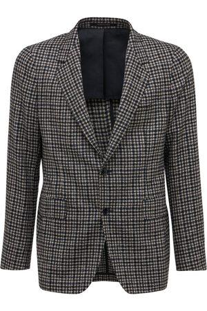 TAGLIATORE Men Jackets - Virgin Wool Blend Jacket