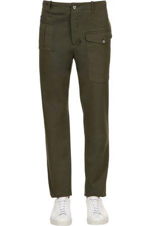 GTA 18.5cm Cargo Gabardine Cotton Pants