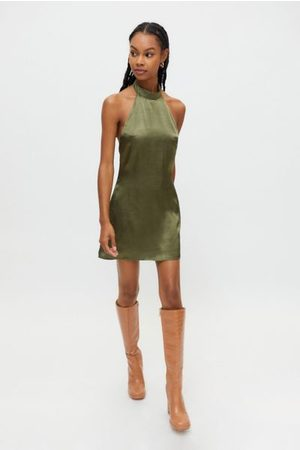 Urban Outfitters Women Party Dresses - UO Delia Halter Mini Dress