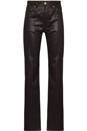 OUR LEGACY Women High Waisted - Linear Rider Cut jeans