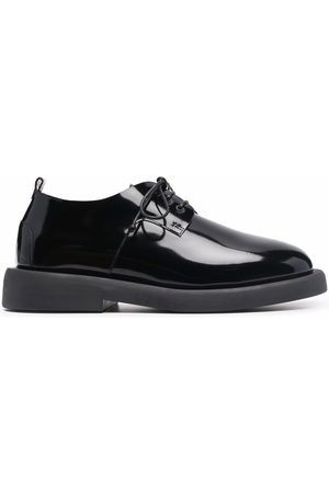MARSÈLL Men Formal Shoes - Glossy-finish Derby shoes