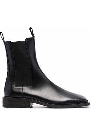 MARSÈLL Men Chelsea Boots - Square toe chelsea boots