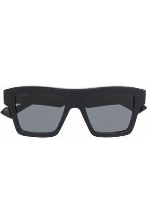 Gucci Men Square - Square-frame tinted sunglasses