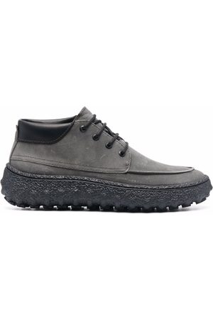 Camper Men Lace-up Boots - Ground lace-up boots - Grey