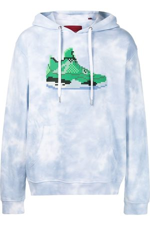 MOSTLY HEARD RARELY SEEN Mark 4-print cotton hoodie