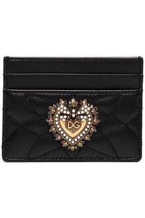 Dolce & Gabbana Devotion quilted card holder