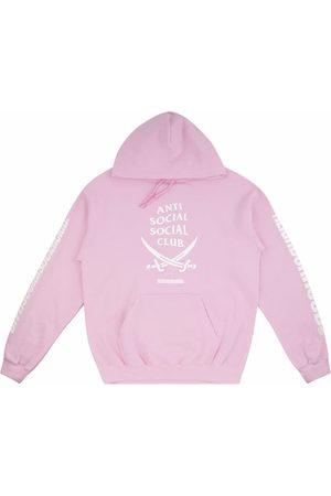 ANTI SOCIAL SOCIAL CLUB Men Hoodies - X Neighborhood Cambered hoodie