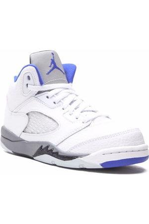 """Jordan Kids Boys Sneakers - Jordan 5 Retro """"Stealth 2.0"""" sneakers"""