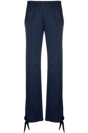Zadig & Voltaire Women Straight Leg Pants - Elasticated-waist trousers
