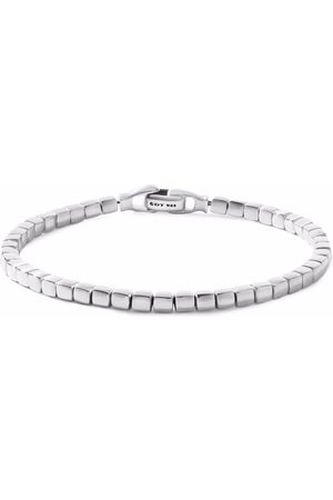 David Yurman Men Bracelets - 4mm square Spiritual Bead bracelet