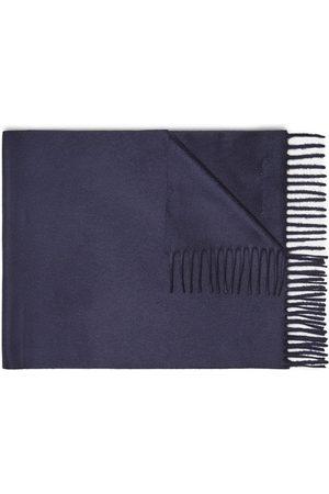 Ermenegildo Zegna Men Scarves - Fringed cashmere scarf
