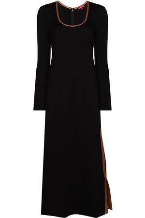 Staud Joing scoop neck maxi dress