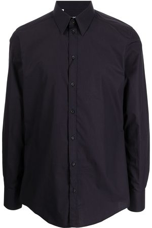 Dolce & Gabbana Men Long sleeves - Button-fastening long-sleeve shirt