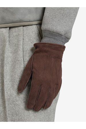 Ermenegildo Zegna Short suede gloves
