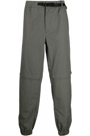 Msgm Straight-leg cargo trousers