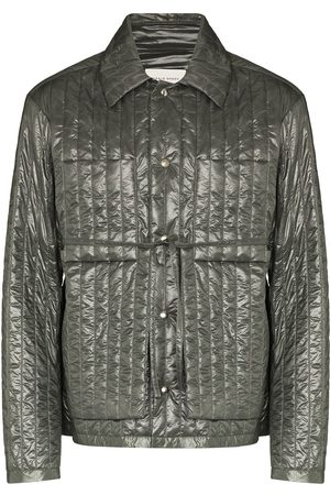 CRAIG GREEN Men Jackets - Worker button-up quilted jacket