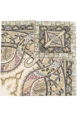 Etro Paisley-print scarf - Neutrals