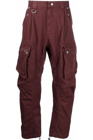Diesel Men Cargo Pants - P-Barton cargo trousers