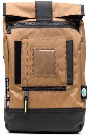 Diesel Men Rucksacks - KOGA single-strap X-Pac® backpack