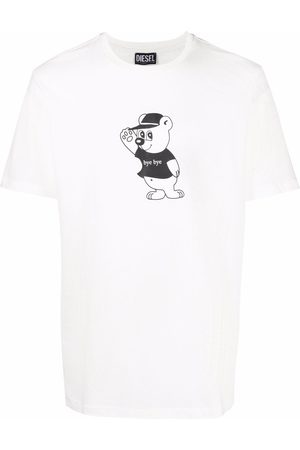 Diesel Men T-shirts - T-Just-B74 cotton T-shirt