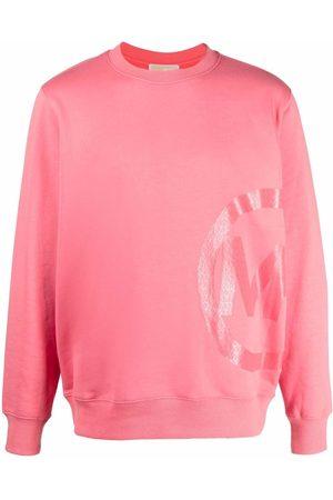 Michael Michael Kors Side logo-detail sweatshirt