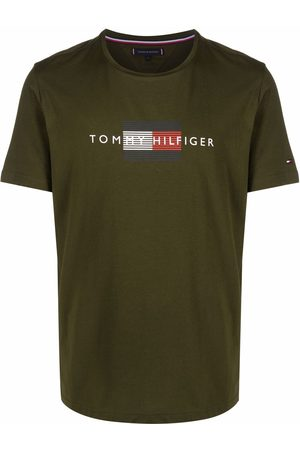 Tommy Hilfiger Men T-shirts - Line-flag printed T-shirt