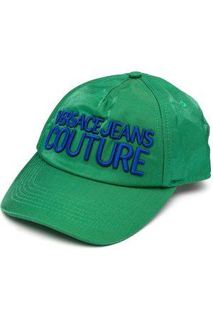 VERSACE Men Caps - Logo embroidered cap
