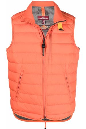 Parajumpers Men Gilets - Quilted puffer gilet