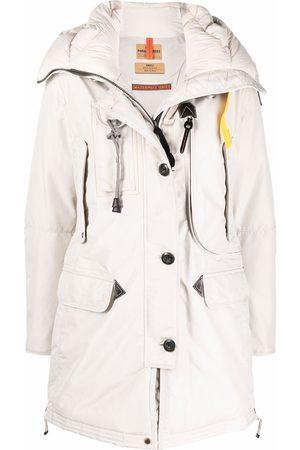 Parajumpers Kodiak parka coat - Grey