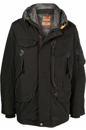 Parajumpers Men Coats - Down hooded coat