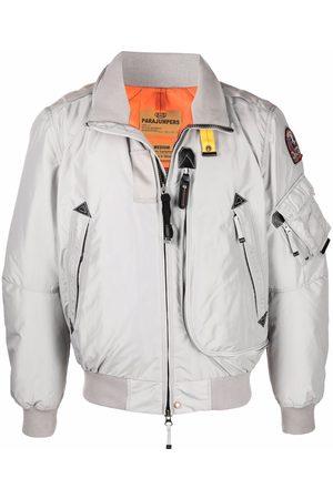 Parajumpers Gobi multi-pocket bomber jacket - Grey
