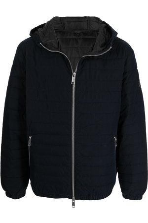 Armani Corduroy padded jacket