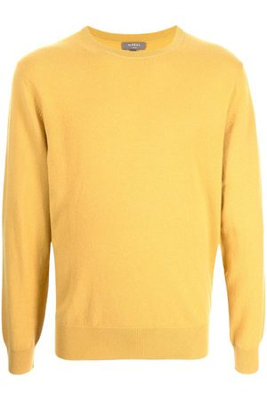 N.PEAL Men Sweatshirts - The Oxford organic-cashmere jumper