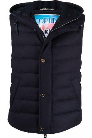 Kired Men Puffer Jackets - Padded gilet-jacket