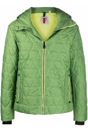 Rossignol Men Puffer Jackets - Hooded puffer jacket