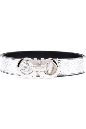 Salvatore Ferragamo Logo-buckle belt