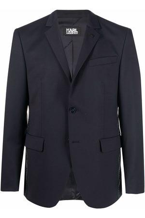 Karl Lagerfeld Fame single-breasted blazer