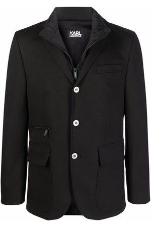 Karl Lagerfeld Street single-breasted blazer