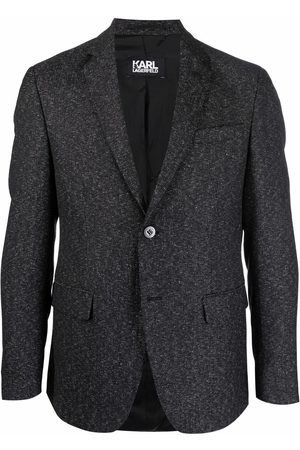 Karl Lagerfeld Men Blazers - Notched lapels blazer