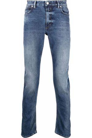 Closed Men Slim - Whiskering effect slim-legged jeans