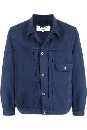 YMC MK2 organic-cotton denim jacket
