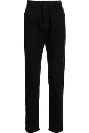 Emporio Armani Men High Waisted - High-waist slim jeans