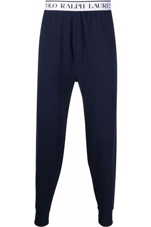 Polo Ralph Lauren Men Sweatpants - Waistband-logo tapered track pants