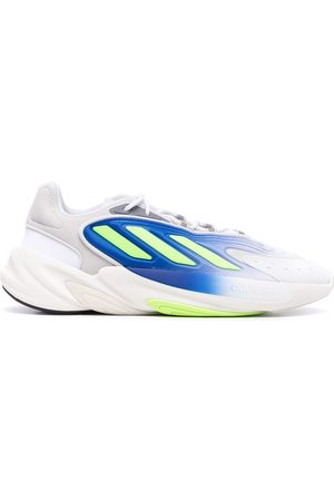 adidas Men Sneakers - Ozelia panelled low-top leather sneakers